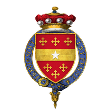 Sir William Beauchamp, 1st Baron Bergavenny, KG.png