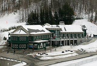Dartmouth Skiway Ski area
