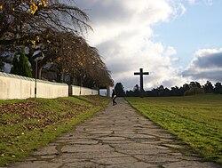 skogskyrkogården begravda här