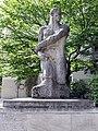 Skulptur Knobelsdorffstr 93 (Westend) Arbeit Josef Thorak 1928.jpg