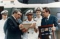 Skylab 2 crew members with Richard Nixon and Leonid Brezhnev.jpg