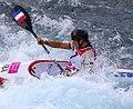 Slalom canoeing 2012 Olympics W K1 FRA Emilie Fer (cropped).jpg