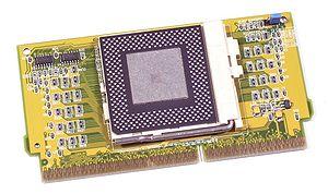 Intel Al440lx Original Slot 1 - $ 400,00 en Mercado Libre