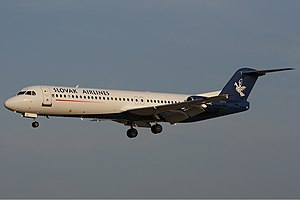 Slovak Airlines Fokker 100 Airwim-1.jpg