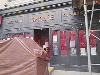 Smoke (jazz club)
