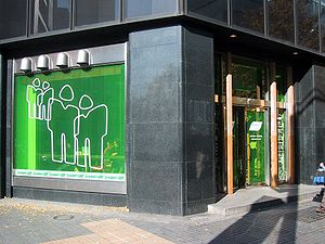 Smoking ban - Smoking is forbidden on some streets in Japan. Smokers utilise smoking lounges, such as this one in Tokyo.