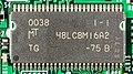 Sony VPL-HS1 - SD Card board - Micron MT48LC8M16A2-92499.jpg