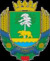 Huy hiệu của Huyện Sosnytsia