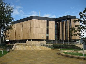 Southampton Medical School - Image: Soton Life Sciences