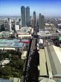 South-East view from top of Lancaster Hotels, Shaw Blvd. - panoramio.jpg