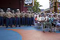 South Florida welcomes Marines, Sailors, Coast Guardsmen for Fleet Week Port Everglades 2014 140428-M-DU612-101.jpg