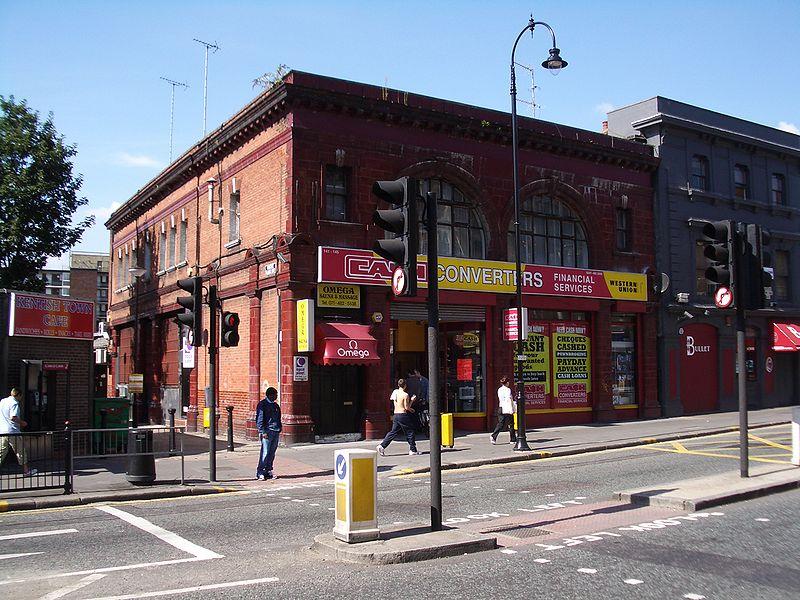 File:South Kentish Town former tube station 2005.jpg