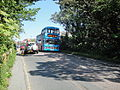 Southern Vectis 4639 R739 XRV and Yarmouth Tennyson Road 4.JPG