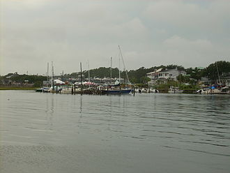 Southport, North Carolina - The Southport Marina