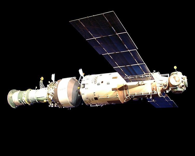 russian mir space station crash - photo #30