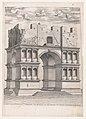 Speculum Romanae Magnificentiae- Temple of Janus MET DP870271.jpg