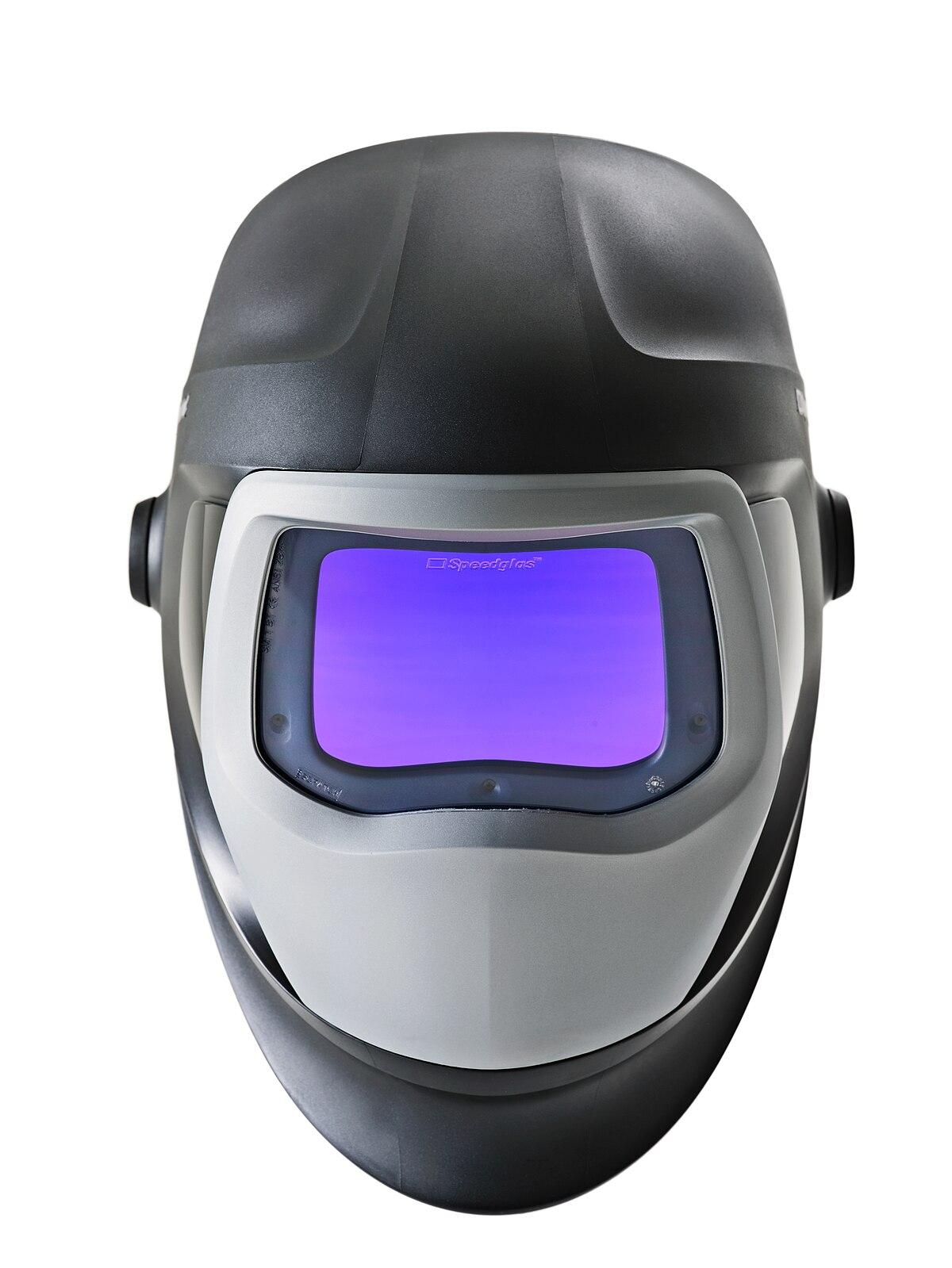 Welding helmet - Wikipedia