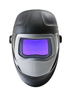 Welding Helmets With C Technology Russia Paint Job