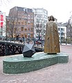 Spinoza Nicolas Dings Zwanenburgwal Amsterdam.JPG