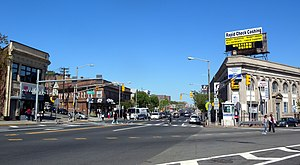 New Jersey Route 124 - Irvington