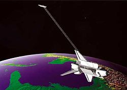 space shuttle radar topography mission -#main
