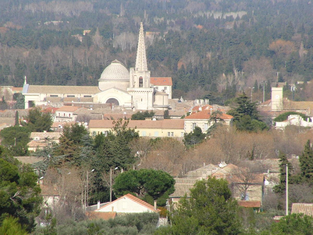 Saint r my de provence wikidata for Entretien jardin st remy de provence