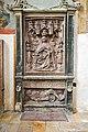 St. Blasius Regensburg Albertus-Magnus-Platz 1 D-3-62-000-24 52 Nördliches Seitenschiff Epitaph Lukas Lamprechtshauser.jpg