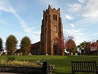 St. Edmund and St. Mary, the parish church of Ingatestone - geograph.org.uk - 1529315.jpg