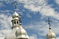 St. Elia Ukrainian Greek Orthodox Church Domes.jpg