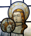 St. Ethelbert the King, with Christ.png