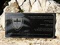 St. John AME Church Hamilton Parish, Bermuda, Cripple Gate Park sign.jpg