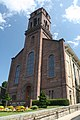 St. John the Baptist Catholic Church, Pottsville, Pennsylvania - 16 Aug 2012.jpg