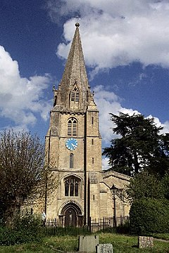 St. Mary the Virgin, Shipton under Wychwood - geograph.org.uk - 119885.jpg