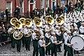 St. Patrick's Day Parade (2013) - Colorado State University Marching Band, Colorado, USA (8566286228).jpg