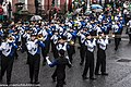 St. Patrick's Day Parade (2013) In Dublin - Bartlesville High School Marching Band, Oklahoma, USA (8566523146).jpg