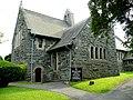 St . Cross church, Tal-y-bont - geograph.org.uk - 1393624.jpg