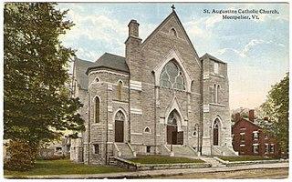 Saint Augustine Church, Montpelier Church in Montpelier, United States