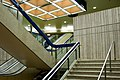 St Clair West TTC stairs between.jpg