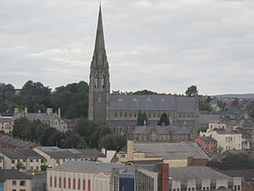 Image illustrative de l'article Cathédrale Saint-Eugène de Derry