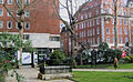 St John's Burial Ground, Horseferry Road, Westminster, London SW1 - geograph.org.uk - 739484.jpg