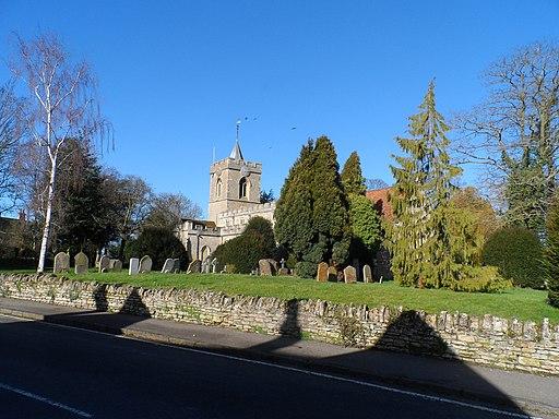 St Leonards Church Stagsden (geograph 3856538)