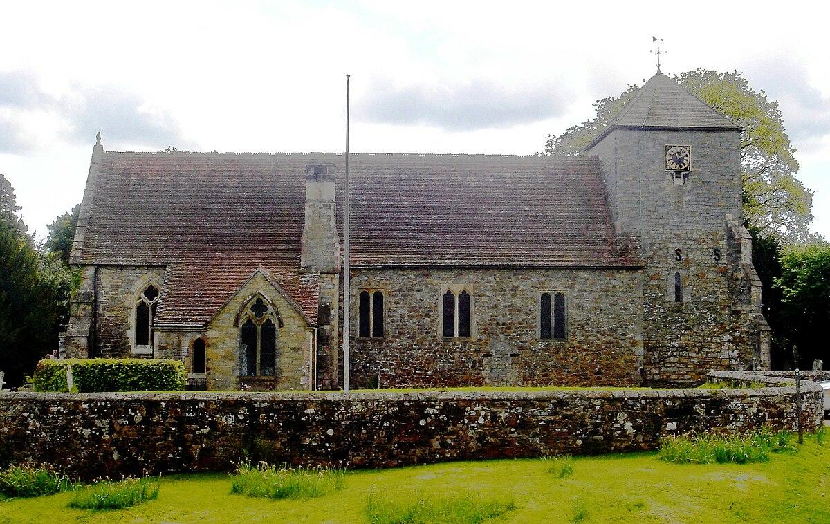St Mary's Church, Slaugham - Wikipedia