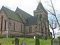 St Mary's church, Bucknall - geograph.org.uk - 111815.jpg