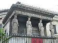 St Pancras Church caryatids, Euston Road - geograph.org.uk - 1777175.jpg