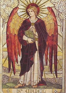 Uriel Archangel in Jewish and Christian religions