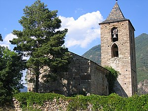 Santa Maria, Cóll