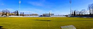 Raków Częstochowa - Municipal Football Stadium Raków