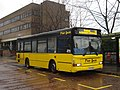 Stagecoach Fleet Buzz 34375 on Route 11, Camberley Station (11528503183).jpg