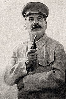 Joseph Stalin Leader of the Soviet Union from 1924 to 1953