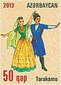 Stamps of Azerbaijan, 2013-1089.jpg